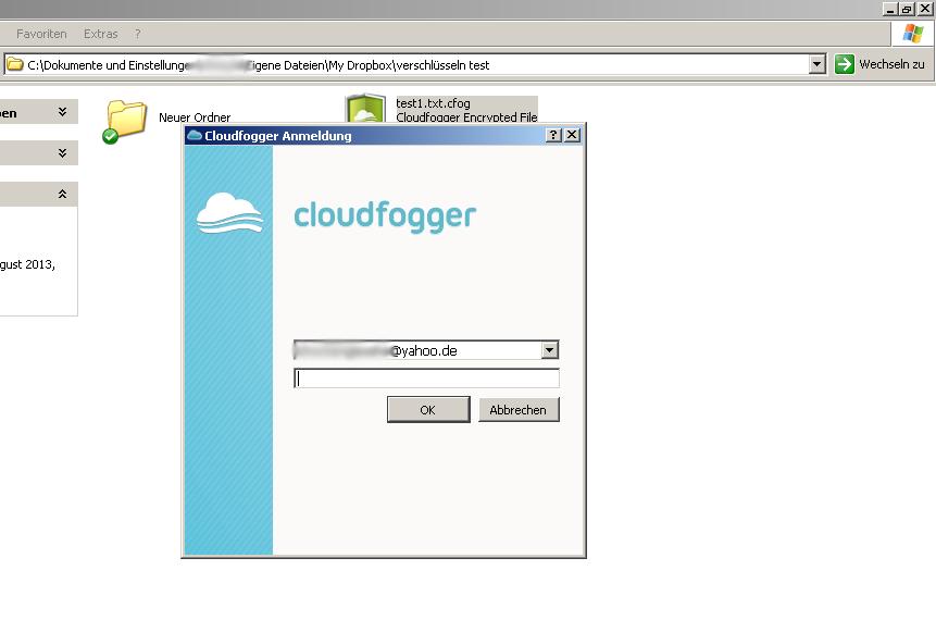 Cloudfogger - Web-Test - Willkommen bei watch your web. Dies ist deine Plattform für sicheres ...
