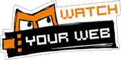 watch your web logo
